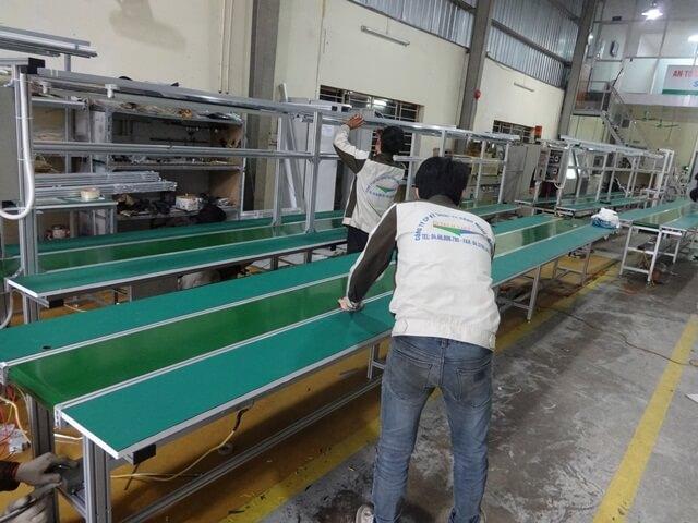 Bán các loại băng tải công nghiệp cho nhà máy giá tốt nhất
