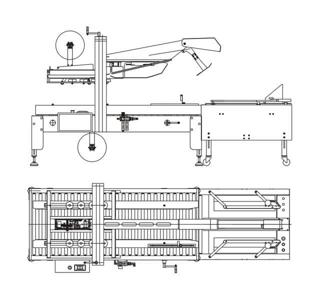 Máy đóng thùng 2