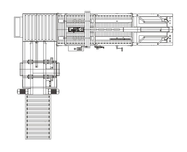 Máy đóng thùng carton IT-MDT008