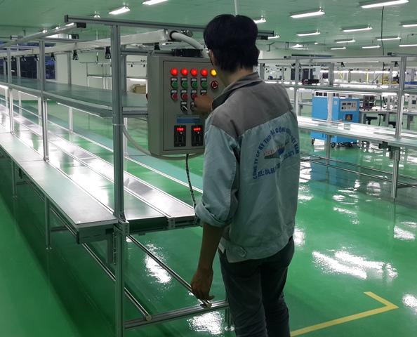 Công ty băng tải Hà Nội