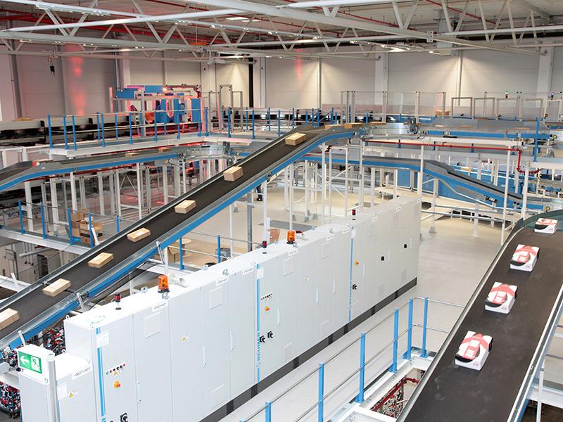 Hệ thống tự động hóa sản xuất