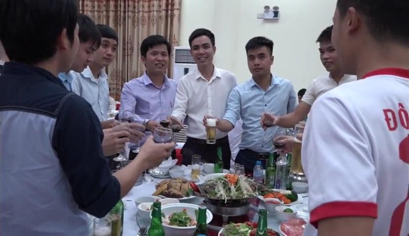 Lễ kỷ niệm thành lập công ty Intech Việt Nam