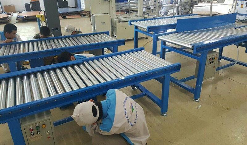 Băng tải chất lượng Việt Nam