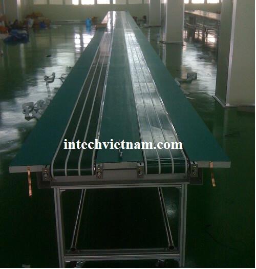Công ty bán băng tải Intech Việt Nam